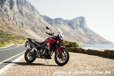 Triumph Tiger 900 2021