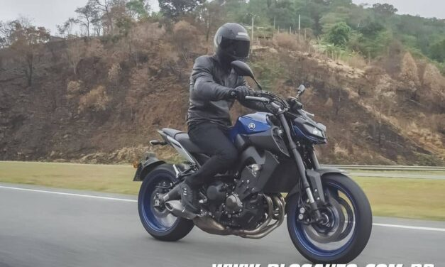 Yamaha MT09 2020, 115 cv por R$ 48.590