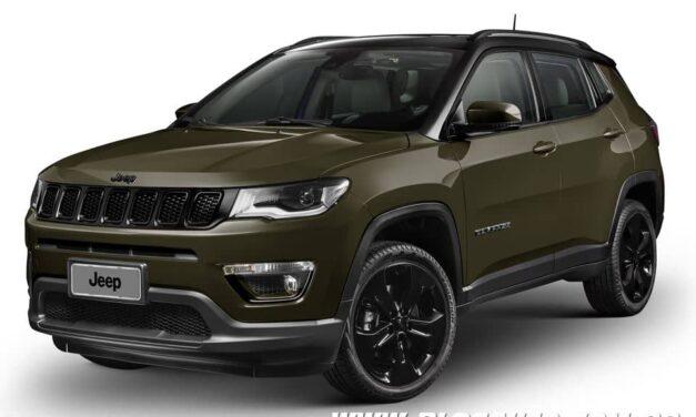 Jeep Compass bate recorde e atinge 64,9% de participação
