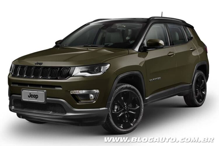 Jeep Compass Night Eagle 2021