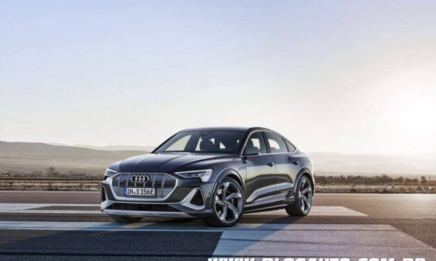 Audi e-tron S chega com 504 cv e 99,2 kgfm de torque