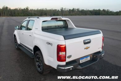 Chevrolet S10 2021 High Country
