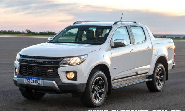 Chevrolet S10 2021 se renova a partir de R$ 125.390 até R$ 213.290