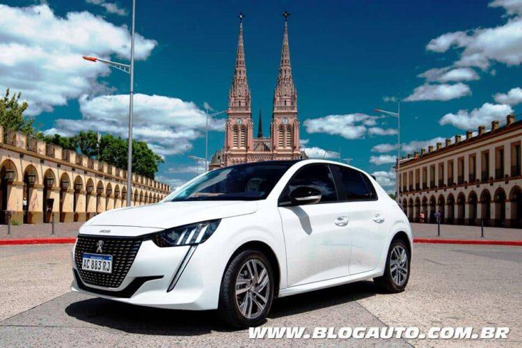 Fernando Calmon - Novo Peugeot 208 2021