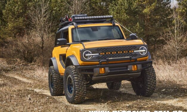 Ford Bronco 2021, a marca volta com vários modelos