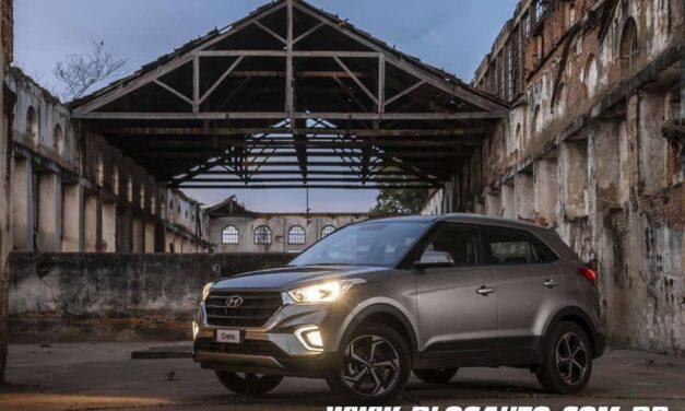 Hyundai Creta 2021 com nova versão Smart Plus por R$ 91.590