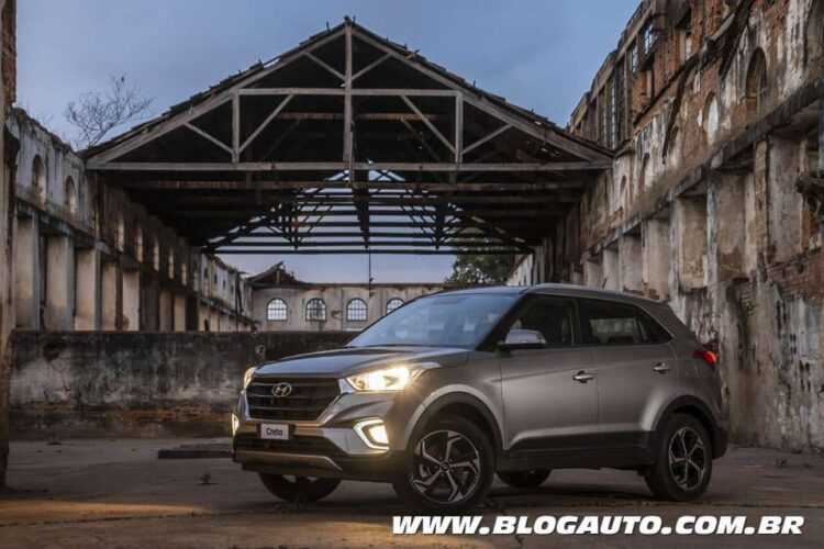 Hyundai Creta 2021 Smart Plus 1.6 AT