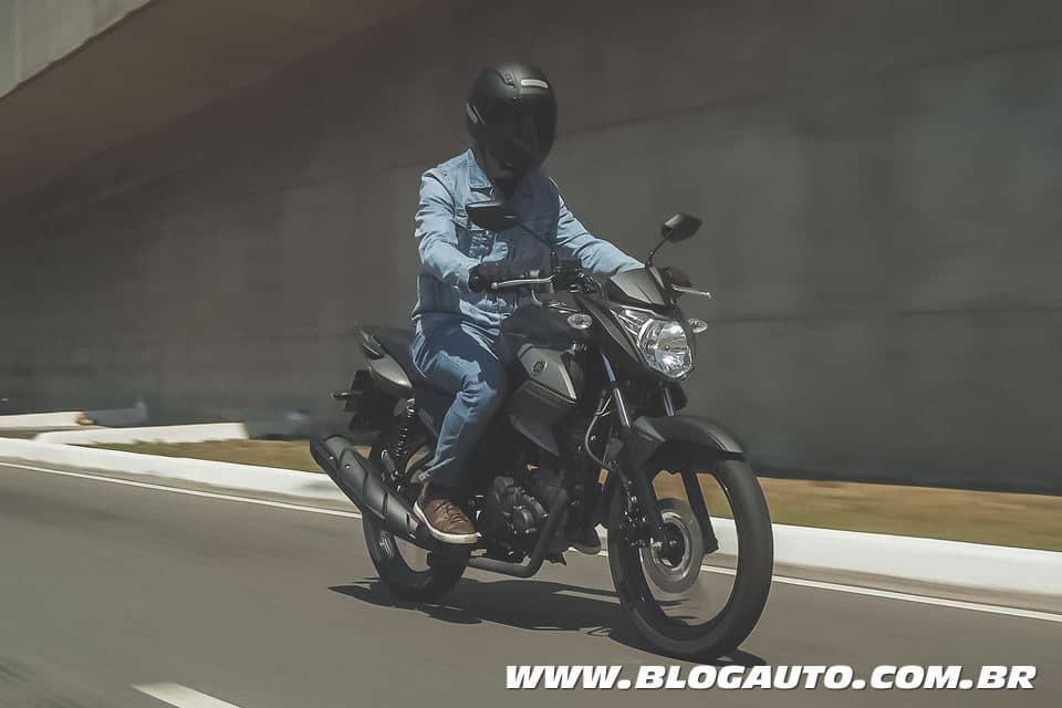 Yamaha Fazer 150 2020 chega por R$ 12.504