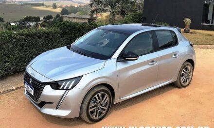Fernando Calmon – Peugeot 208 – Vendas 2020 – GM e Honda