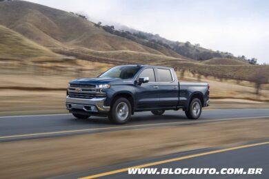 Chevrolet Silverado 2020