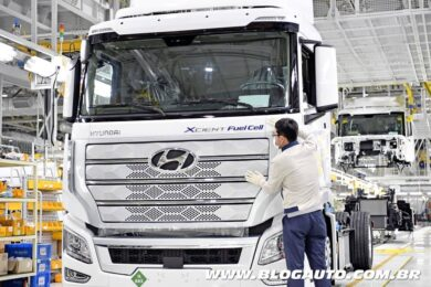 Hyundai Xcient Fuel Cell