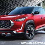 Nissan Magnite é o futuro carro de entrada no Brasil