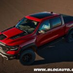 Ram 1500 TRX a picape mais potente do mundo com 712 cv