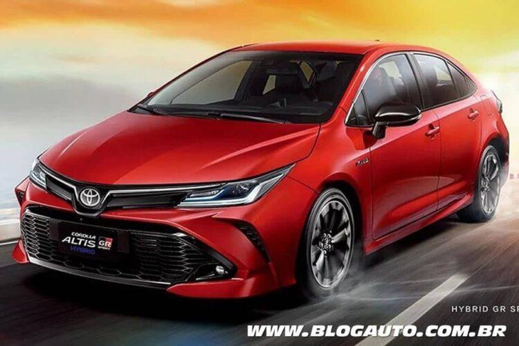 Toyota Corolla Gazzo Racing