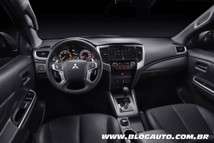 Mitsubishi L200 Triton Sport 2021