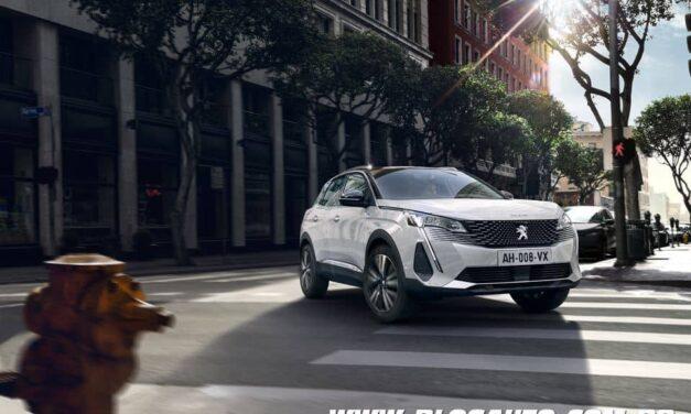 Peugeot 3008 2021 visual renovado e versões híbridas