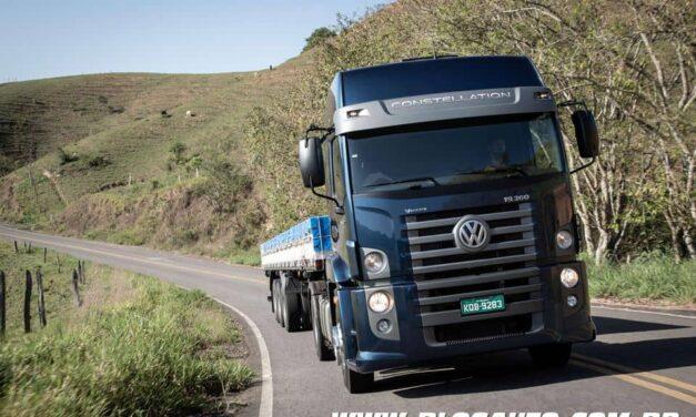 Volkswagen Constellation ganha uma nova transmissão automatizada