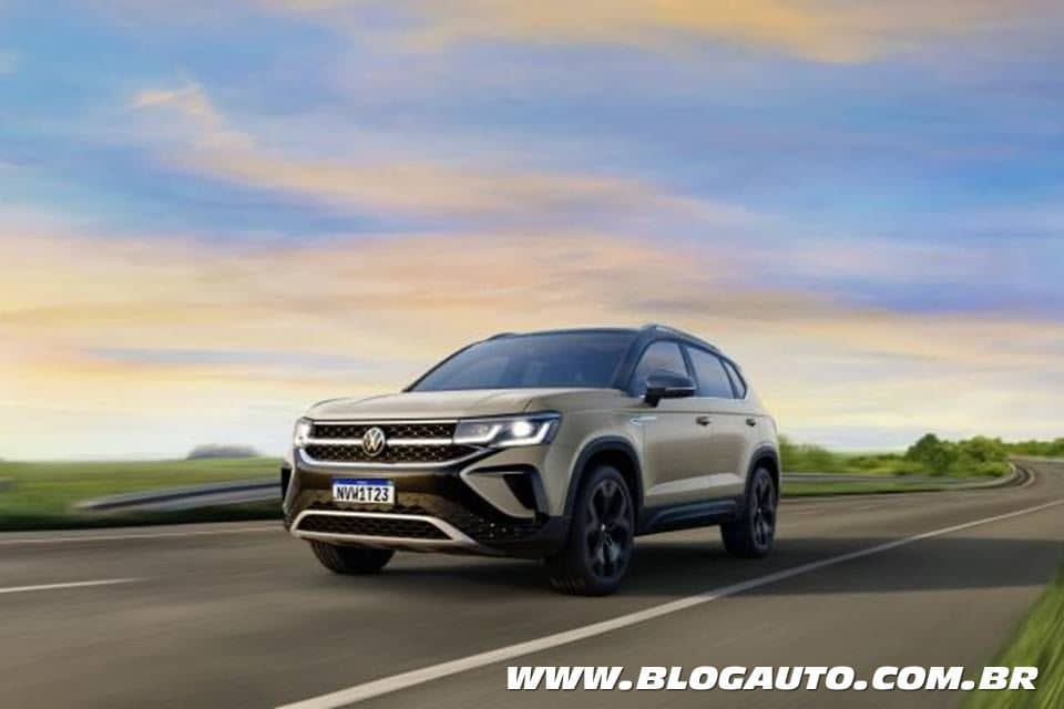 Fernando Calmon – Mobilidade Sustentável – Volkswagen Taos