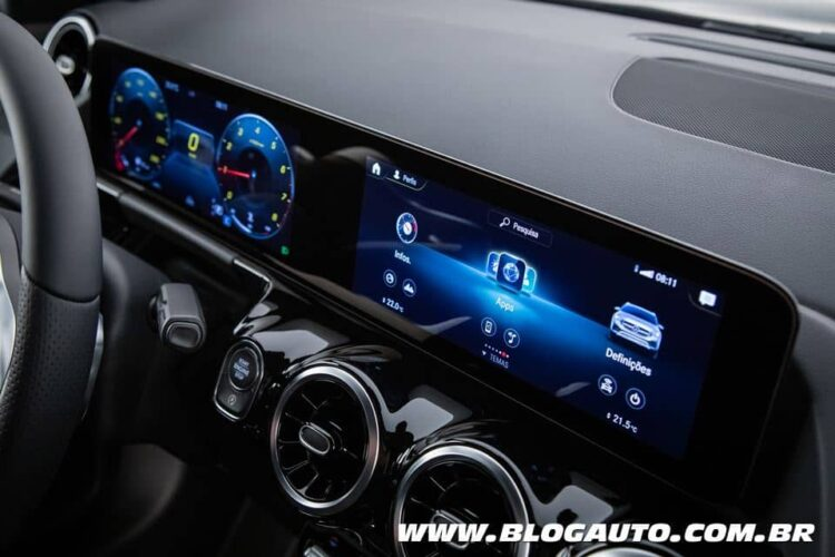 Mercedes-Benz GLA 200 AMG Line - Interior