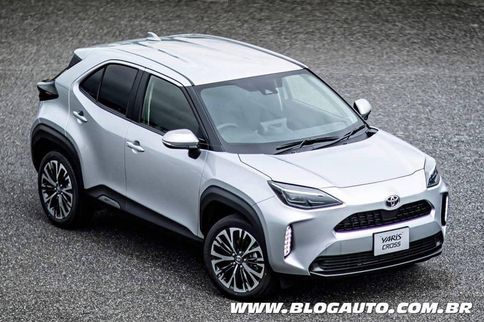 Fernando Calmon – Toyota Yaris Cross, recuperação do Mercado