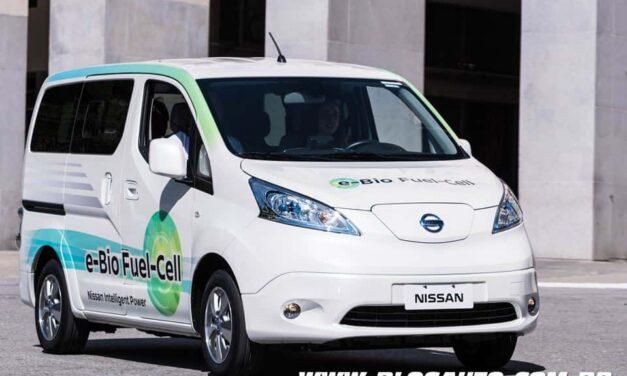 Nissan desenvolve no Brasil com o IPEN, carro célula de combustível com etanol