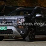 Renault Duster testando a motorização 1.3 Turbo no Brasil